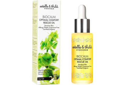 Estelle & Thild - Estelle&Thild BioCalm Optimal Comfort Rescue Oil öljy 30 ml