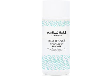 Estelle & Thild - Estelle&Thild BioCleanse Eye Make Up Remover silmämeikinpoistoaine 150 ml