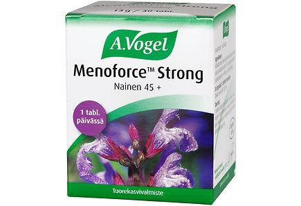 A. Vogel - Vogel Menoforce Strong salviatabletti 30 tablettia