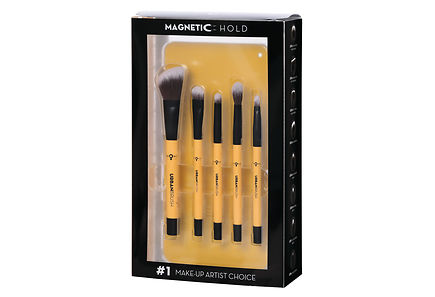 Bronx Colors - Bronx Colors Magnetic Urban Brushes Set -sivellinpakkaus