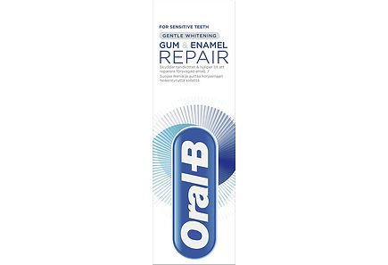 Oral-B - Oral-B 75ml Gum&Enamel Repair Gentle Whitening hammastahna