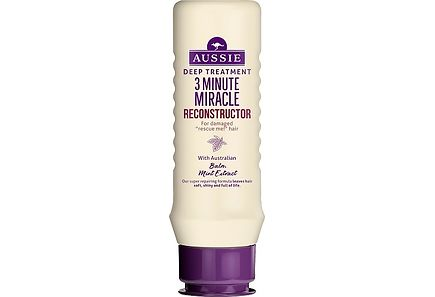 Aussie - Aussie 75ml 3 Minute Miracle Reconstructor Deep Treatment tehohoito