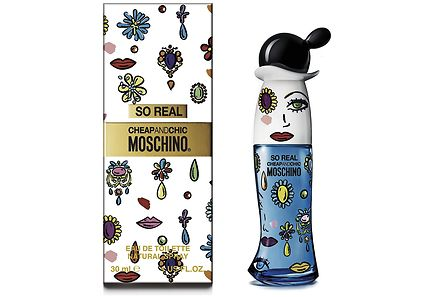 Moschino - Moschino So Real EdT tuoksu 30 ml
