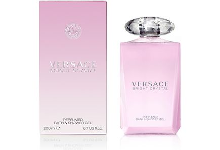- Versace Bright Crystal Perfumed Bath & Shower Gel suihkugeeli 200 ml