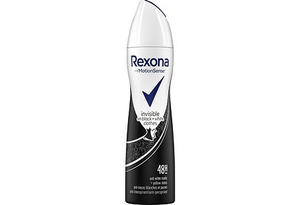 Rexona - Rexona Deo Spray Women Invisible Black & White 150ml