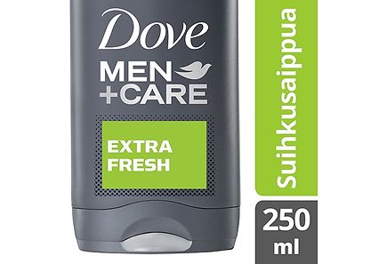 Dove - Dove 250ml Men+Care Extra Fresh suihkusaippua