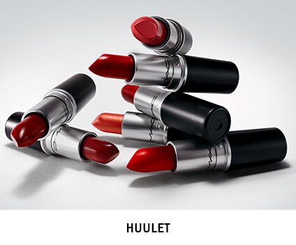 MAC Cosmetics huulet